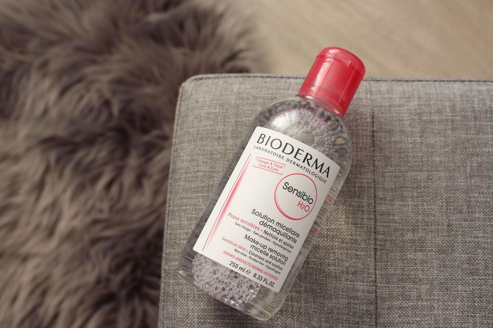 Bioderma Sensibio H2O produkt