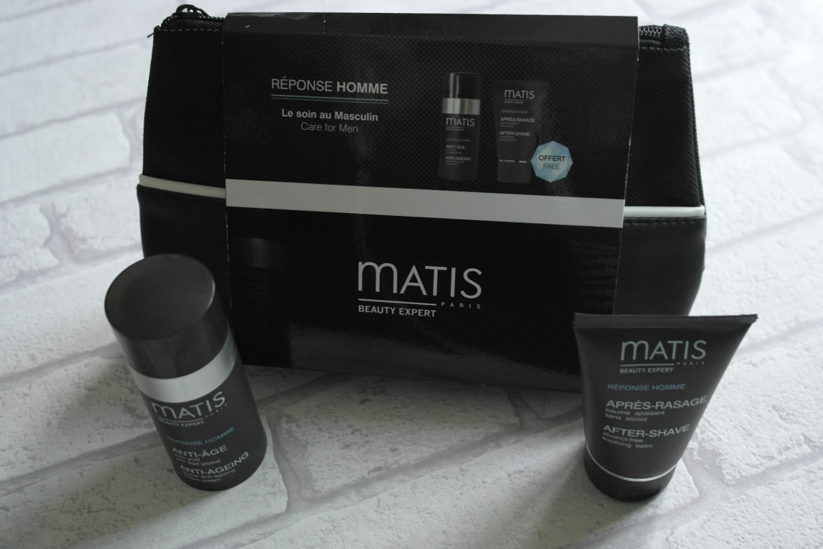 Matis For Men products Review