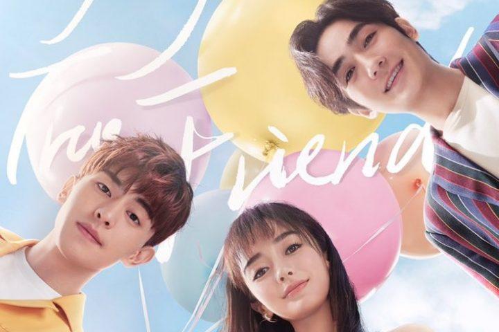 Download Drama China My True Friend Batch Sub Indo
