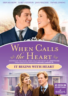 When Calls The Heart: It Begins with Heart DVD