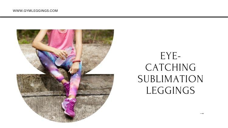 sublimation leggings