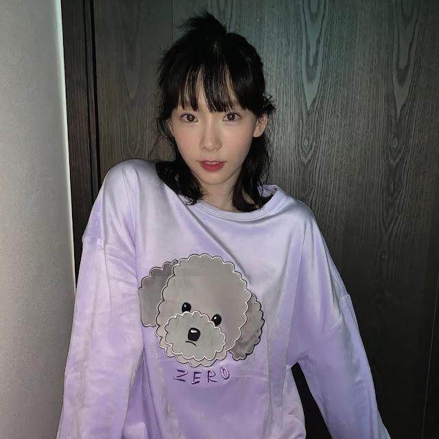SNSD Taeyeon Shirt