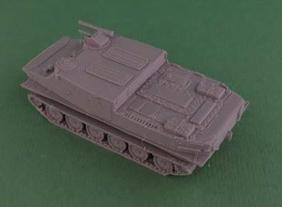 OT62 TOPAS Amphibious Armoured Personnel Carrier picture 6