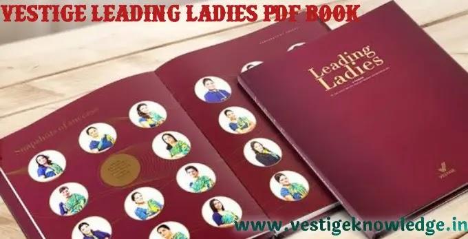 Leading Ladies Book Pdf