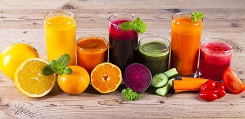 Jus buah dan jus sayur sumber nutrisi, vitamin, dan mineral