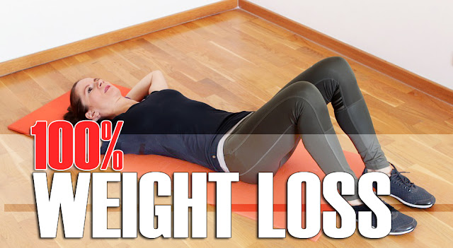 Weight Loss Special 6 exercises, which reduce weight and relieve obesity