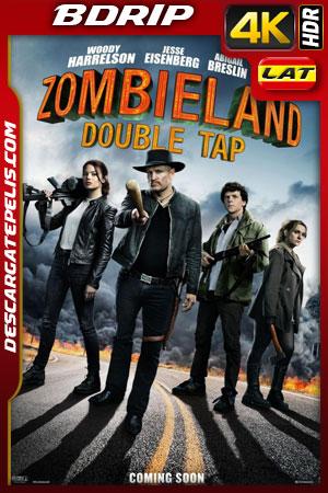 Zombieland: Tiro de gracia (2019) 4k BDRip HDR Latino – Ingles
