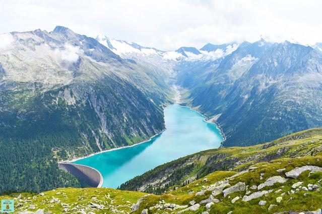 Schlegeis Stausee, Austria