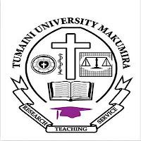 8 Job Opportunity at Tumaini University Dar es Salaam College (TUDARCo)