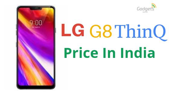 LG G8 ThinQ Price