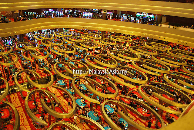Photo of Marina Bay Sands Casino Singapore