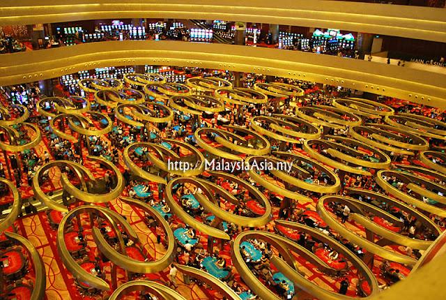 Photo of Marina Bay Sands Casino Singapore