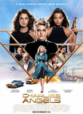 Charlies Angels 2019 Hindi Dubbed Full Movie Download 1080p