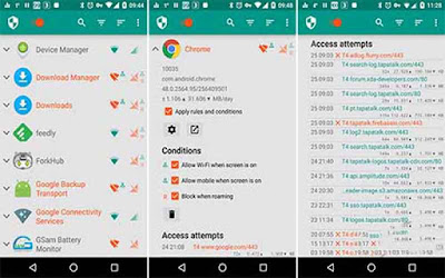 NetGuard Pro – no-root firewall 2.256 Apk + Mod for Android