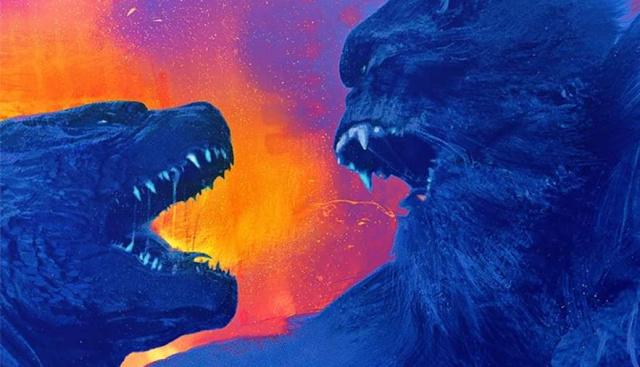 Godzilla vs Kong/Warner Bros/Reprodução
