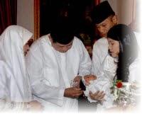 Upacara Adat Puputan Di Jawa