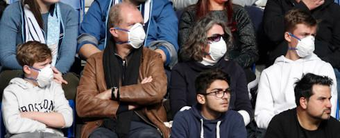 Barca-Napoli & Getafe-Inter adviced to be played behind closed doors