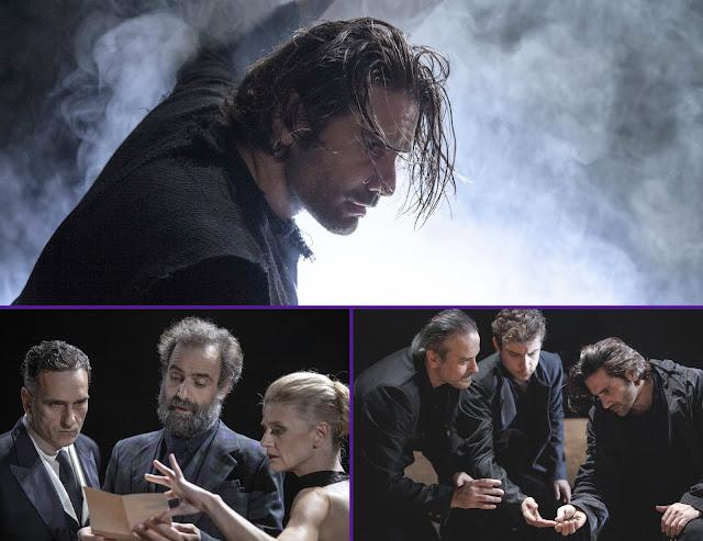 Το Δημοτικό Θέατρο Άργους και η Δημοτική Θεατρική Σκηνή Νέας Κίου στην Αθήνα για τον ΑΜΛΕΤ