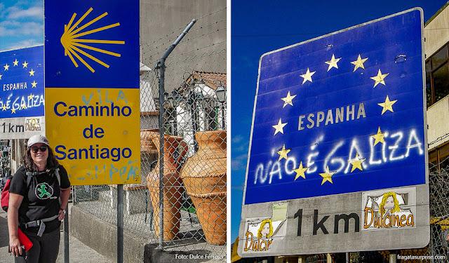 Caminho de Santiago, Rota Portuguesa