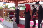 Gubernur Khofifah Ziarah Ke Makam Gubernur Soerjo