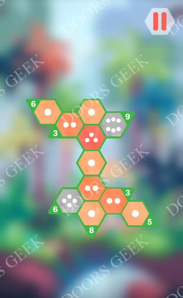 Hexologic Level 22 Solution, Cheats, Walkthrough for android, iphone and PC Steam