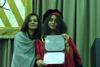 Michelle Cazar Navarro, USFQ Alumni, gana una beca en New York University (NYU)