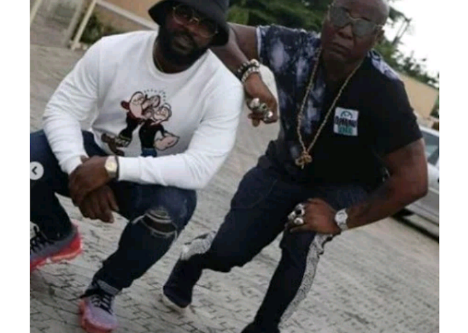 Charly Boy And Rapper Falz Collaborate On New Single
