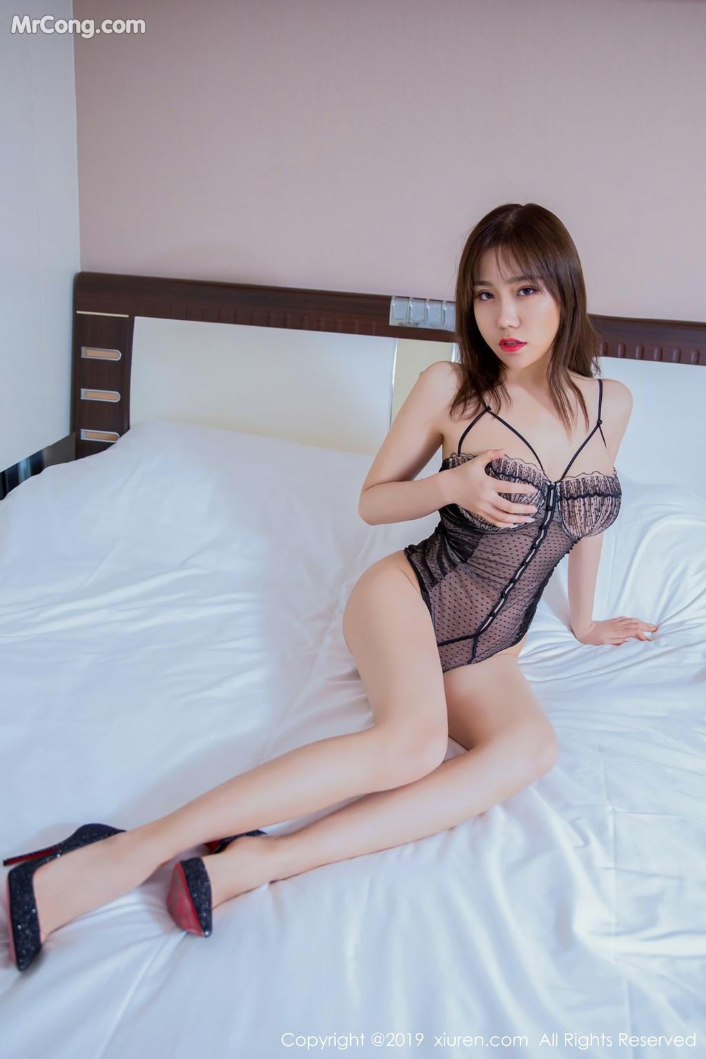 Image XIUREN-No.1333-Xiao-Mian-Mian-MrCong.com-003 in post XIUREN No.1333: Xiao Mian Mian (小绵绵) (41 ảnh)