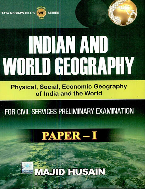 Indian and World Geography Paper- 1 : For All Competitive Exam PDF Book