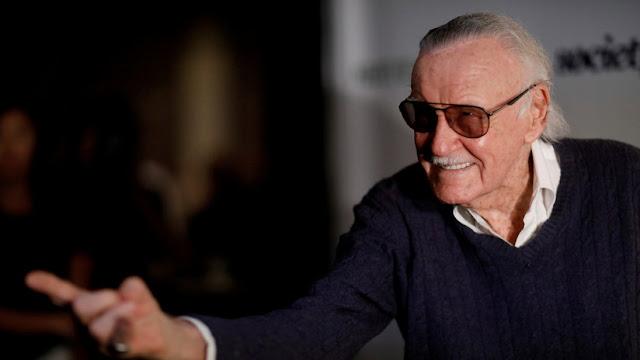Arrestan al exgerente de Stan Lee por abusar del autor de Marvel Comics