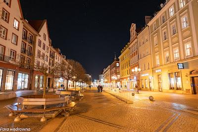 Rozgwieżdżona ulica Świdnicka