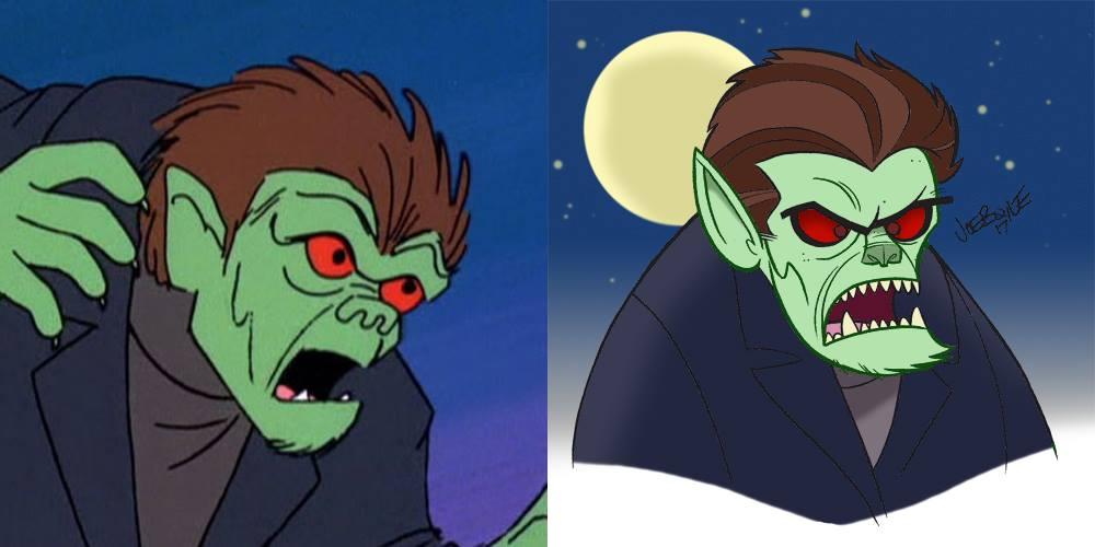 Hard Boyle'd: INKtober: Scooby-Doo Villains Month - WEEK THREE
