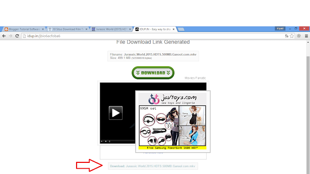 Cara Mudah Download Film di Downloadfilem.com