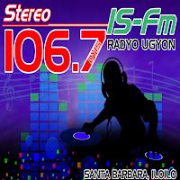 DYIS-FM 106.7 Radyo Ugyon logo