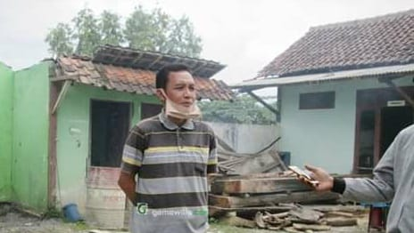 Warga Desa Randualas Kabupaten Madiun berstatus PDP Meninggal Dunia
