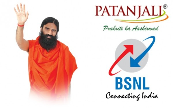 Baba Ramdev's Patanjali launches Swadeshi SIM cards in partnership with BSNL
