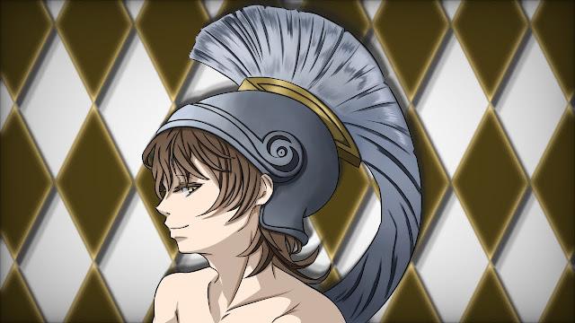 Theseus (free anime images)