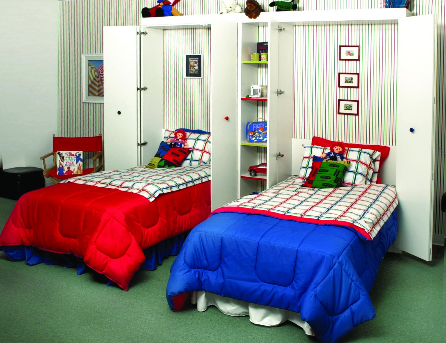 Space-Saving Kids Beds - Design Dazzle
