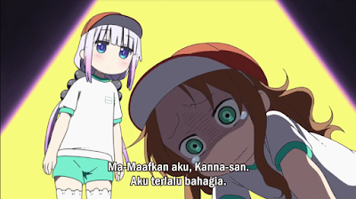 DOWNLOAD Kobayashi-san Chi no Maid Dragon Episode 9 Subtitle Indonesia