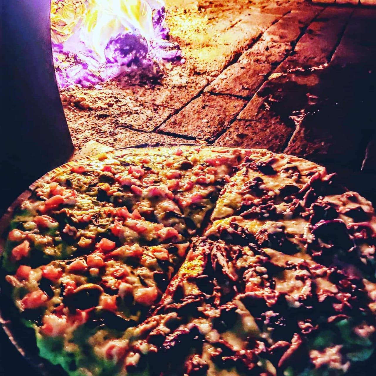 Gioconda & Heleniká oferece delivery de pizza grega