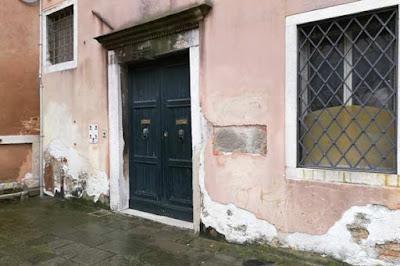 L'ingresso della mia ex scuola elementare Imelda Lambertini di Venezia