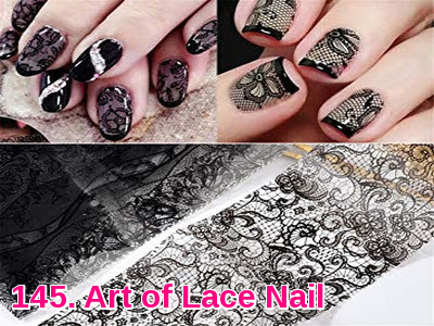 Art of Lace Nail