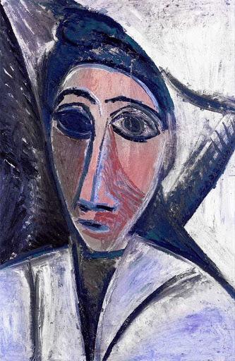 Пикассо и бумага: гений рисования, который любил скрап 4