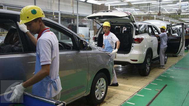 Indonesia dan Malaysia Kolaborasi Produksi Mobil ASEAN