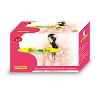 slimming tea, pt woo tekh indonesia