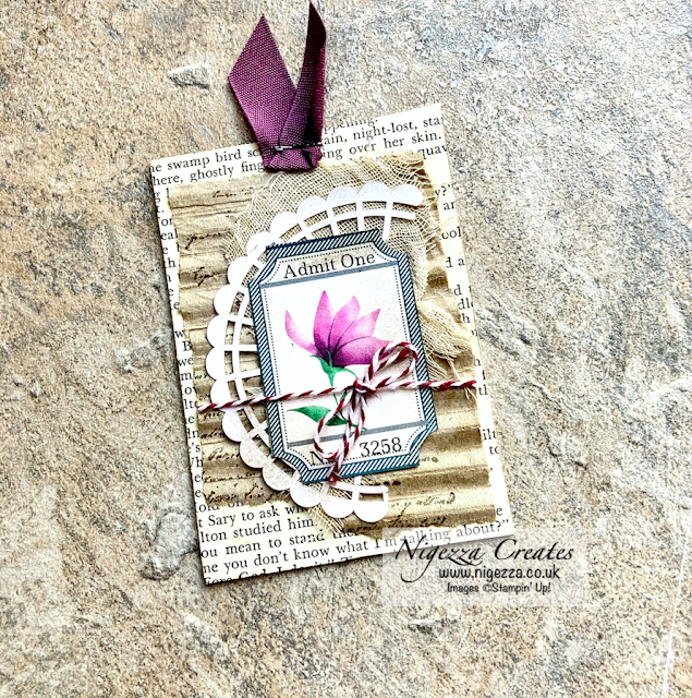 Junk Journal Tags From Real Junk!