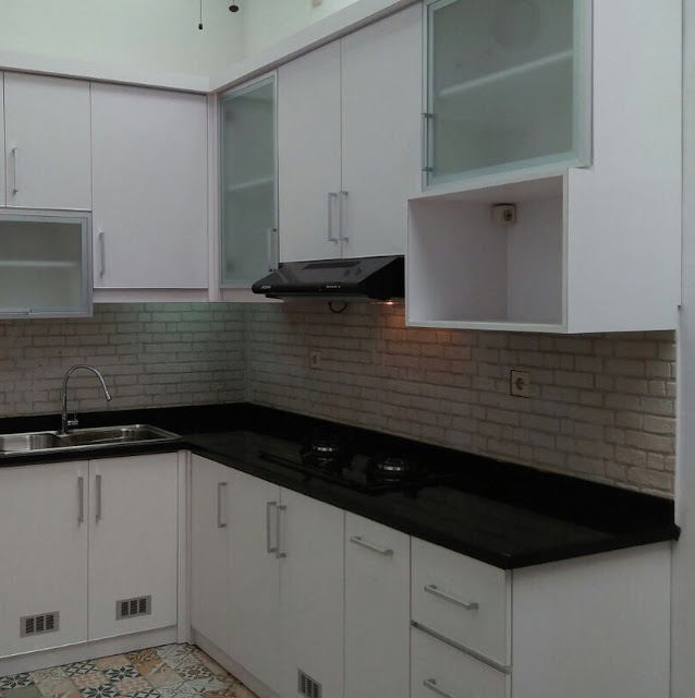 Kitchenset Aluminium Surabaya