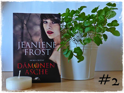 """Gewinn 2: """"Dämonenasche"""" von Jeaniene Frost"""