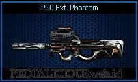 P90 Ext. Phantom
