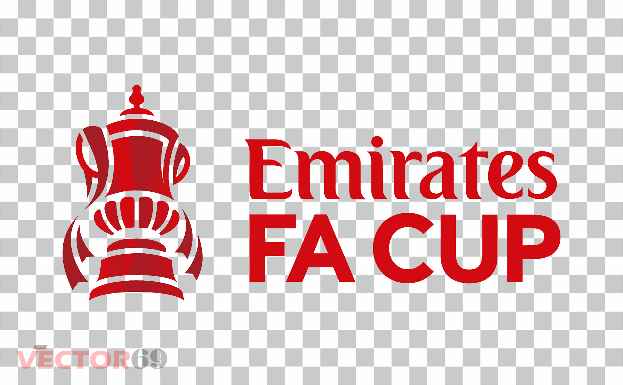 Emirates FA Cup New 2020 Logo - Download Vector File PNG (Portable Network Graphics)